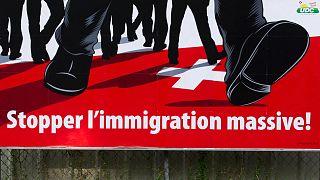 """Vers un """"Brexit suisse"""" ? Une votation organisée pour limiter la liberté de circulation avec l'UE"""