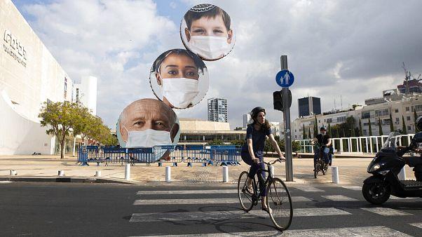 Israeli Prime Minister Benjamin Netanyahu announced on Wednesday another two-week nationwide lockdown