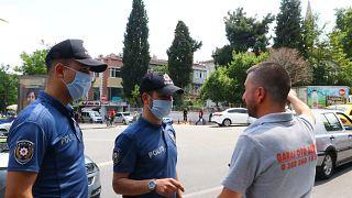 Türkiye'de Covid-19 ile mücadele