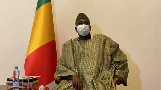 Malian Interim President Bah Ndaw Makes First Official Appearance