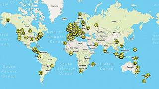 Dünyadaki orman seslerini bu haritayla dinleyin