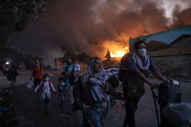 AP / Petros Giannakouris