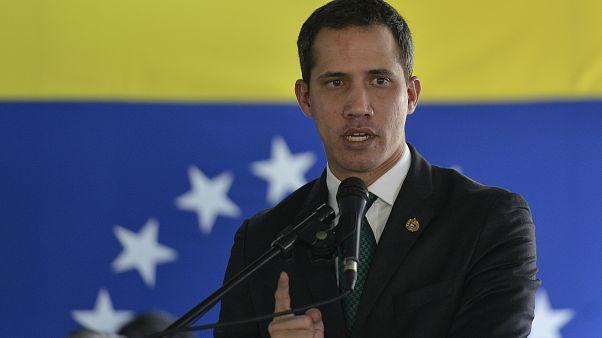 Хуан Гуайдо.