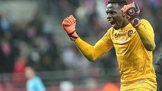 Le Sénégalais Édouard Mendy nouveau gardien de Chelsea