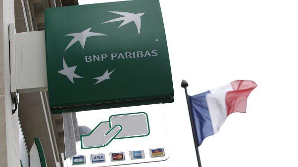 بانک فرانسوی ب.ان.پ پاریبا