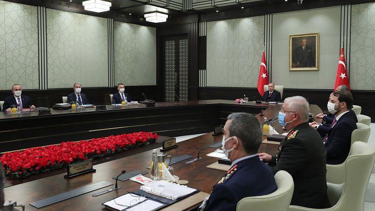 MGK bildirisinde Doğu Akdeniz vurgusu: Hak ve menfaatlerinin korunması hususunda taviz verilmeyecek