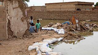 830 ألف شخص تضرروا جراء الأمطار الغزيرة والفيضانات في السودان