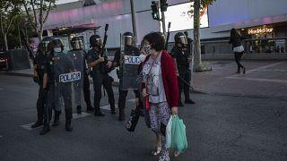 A Madrid, plus de 850 000 habitants ont été partiellement reconfinés depuis lundi 21 septembre 2020