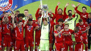 Bayern vence Supertaça Europeia