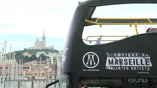 French club Marseille launches rap outfit