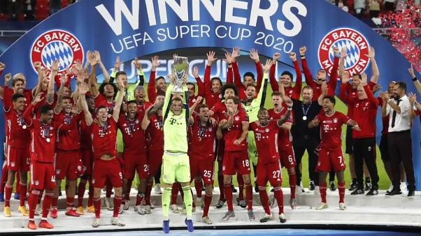 Bayern vence Supertaça Europeia em Budapeste