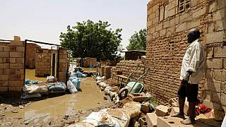 Sudan begins cleaning up after devastating floods
