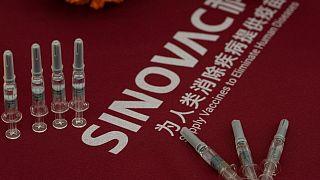 Covid-19'a karşı Sinovac aday aşısı