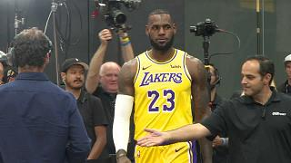 LeBron James unhappy with Breonna Taylor ruling