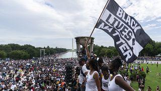 Black Lives Matter, Washington DC (file photo)