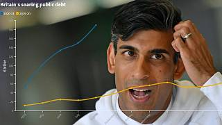 Britain's Chancellor of the Exchequer Rishi Sunak announced new measures on Thursday