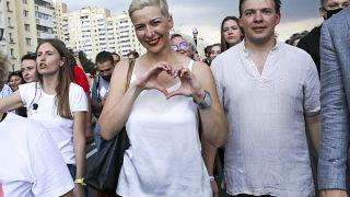 Мария Колесникова 30 августа 2020