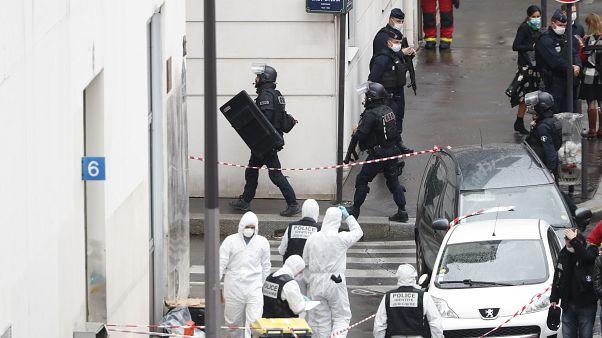 """""""Ich habe Schreie gehört"""" - Zeugen berichten von Angriff in Paris"""