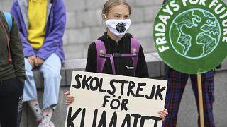 Greta Thunberg visszatért