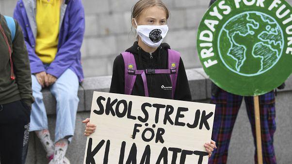 La Thunberg torna in piazza: la crisi climatica resta una minaccia