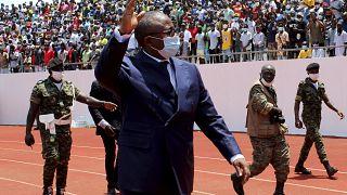Comemorações da independência da Guiné-Bissau