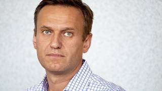 Kremlin critic Alexei Navalny fell ill on a flight from Tomsk to Moscow on August 20.