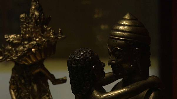 Museum explores Tantra, from medieval India to swinging '60s