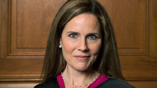 ABD 7. Bölge Temyiz Mahkemesi Yargıcı Amy Coney Barrett