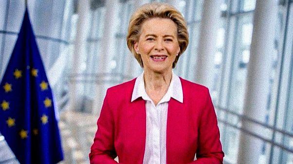 اورزولا فن درلاین، رئیس کمیسیون اروپا