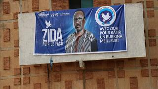 Burkina Faso's Patriotic Movement for Salvation appoint Zida as candidate