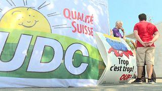 Les Suisses appelés aux urnes pour se prononcer sur la politique migratoire du pays