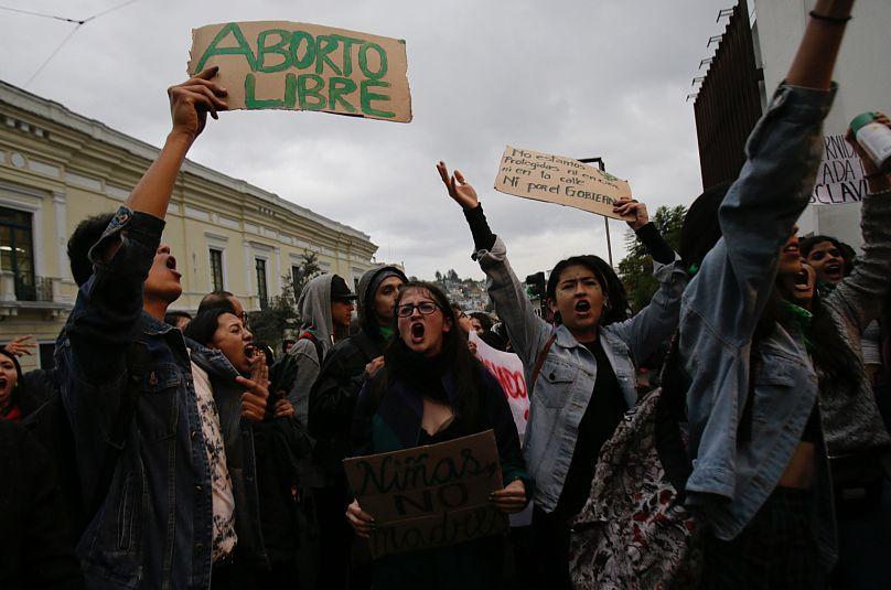 Dolores Ochoa/AP 2019