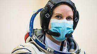 Amerikalı astronot Kate Rubins
