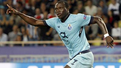 Cameroon Vincent Aboubakar back to Turkish club Besiktas