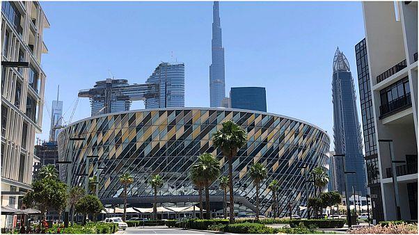 معلب كوكا كولا أرينا في دبي