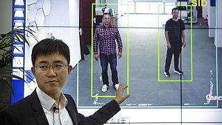 Arcfelismerő rendszer működésének bemutatása Kínában 2018-ban