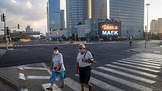 Tel Aviv im Lockdown