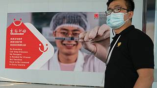 Çinli SinoVac firmasının CoronaVac isimli Covid-19 aşısı Türkiye'de de test ediliyor