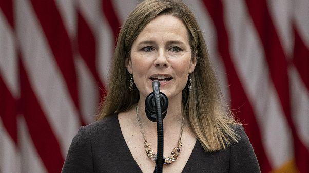 ABD Yüksek Mahkemesi yargıcı adayı Amy Coney Barrett
