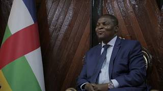 CAR: President Touadera looks for a second term in office
