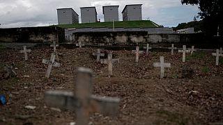 Covid : près d'un million de morts, plus de 32 millions de cas diagnostiqués