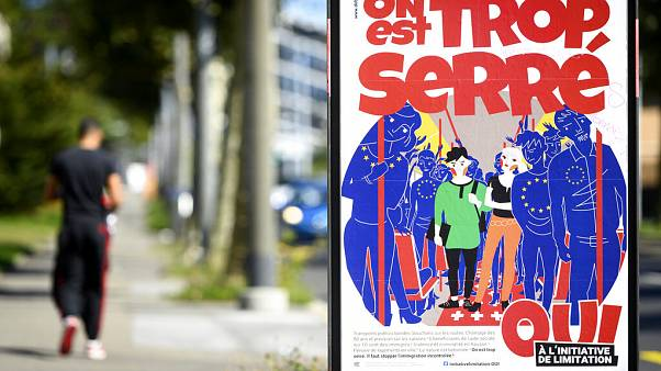 Népszavazást tartanak Svájcban