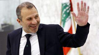 Lübnan eski Dışişleri Bakanı Cibran Basil