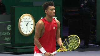 ¨Playing for more than points: Auger-Aliassime vows to help children in Togo
