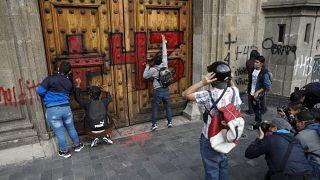 Mexique : la justice recherche des militaires 6 ans après la disparition des 43 étudiants