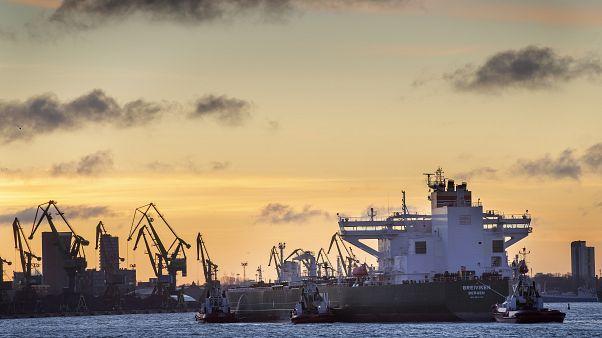 Клайпедский порт с уходом белорусских компаний недосчитается трети от своего грузопотока