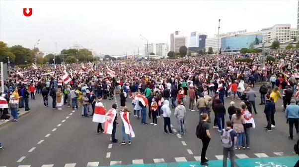 Bielorussia: ancora proteste e repressione, 200 arresti