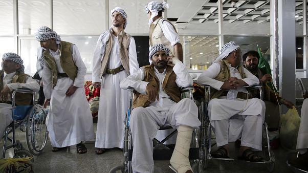 السعودية نيوز |      اتفاق بين طرفي النزاع في اليمن على تبادل 1081 أسيرا