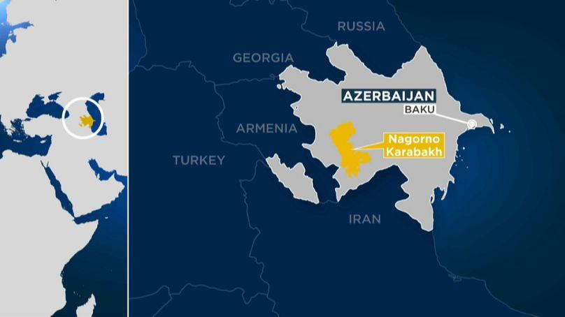 Berg Karabach Armenien Und Aserbaidschan Stehen Kurz Vor Einem Krieg Euronews