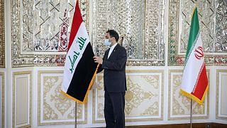 سفر وزیر خارجه عراق به ایران